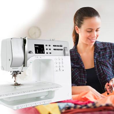 Riparazione e assistenza macchine da cucire